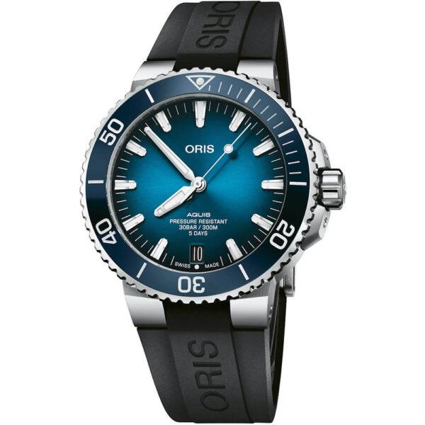 Мужские наручные часы ORIS AQUIS CALIBRE 400 01 400 7769 4135-07 4 22 74FC