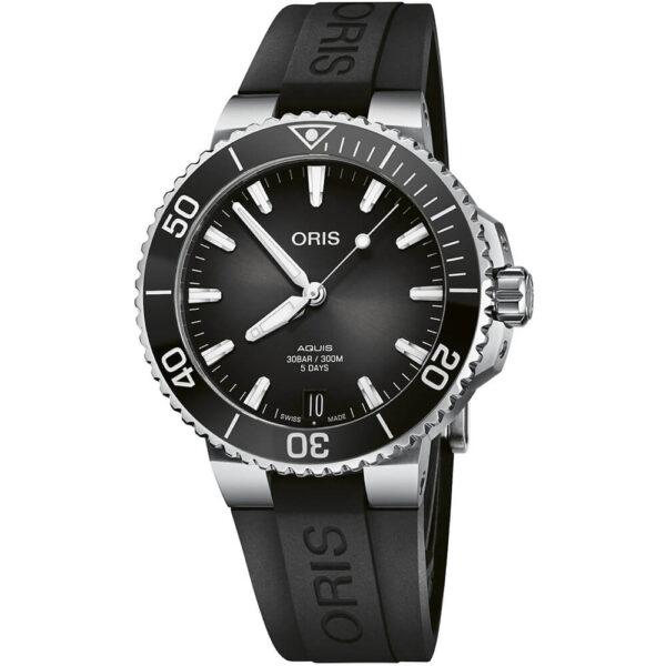 Мужские наручные часы ORIS AQUIS CALIBRE 400 01 400 7769 4154-07 4 22 74FC