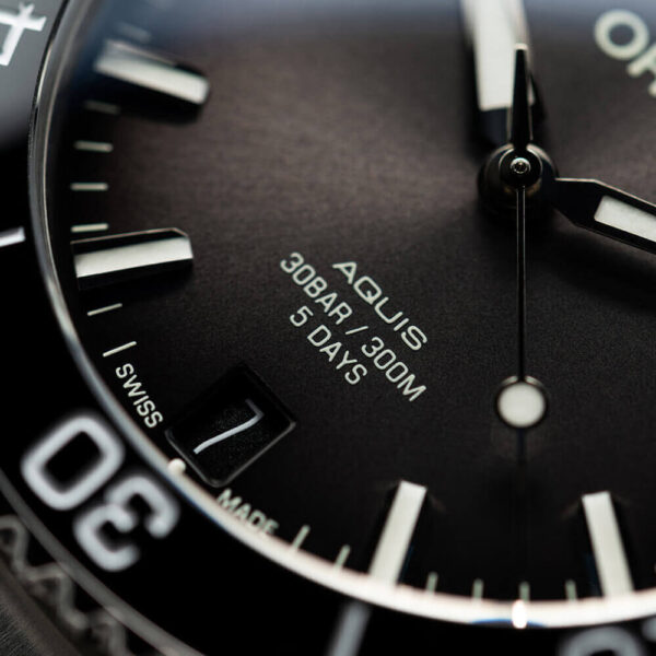 Мужские наручные часы ORIS AQUIS 01 400 7769 4154-07 8 22 09PEB - Фото № 10