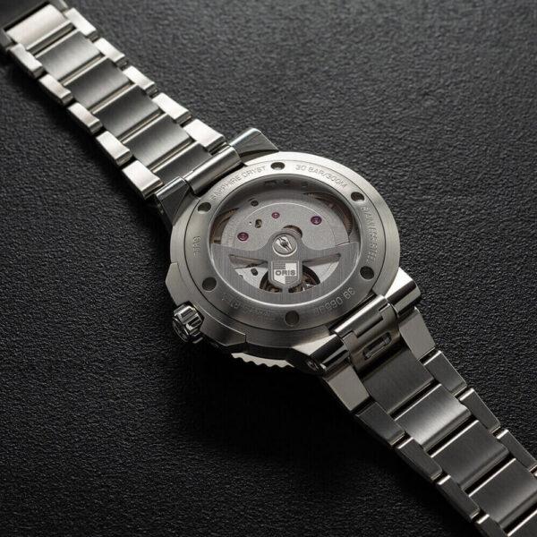 Мужские наручные часы ORIS AQUIS 01 400 7769 4154-07 8 22 09PEB - Фото № 11