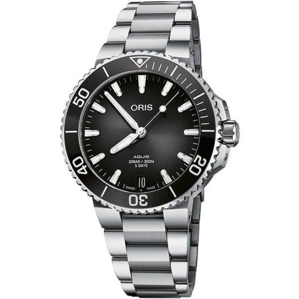 Мужские наручные часы ORIS AQUIS 01 400 7769 4154-07 8 22 09PEB - Фото № 6