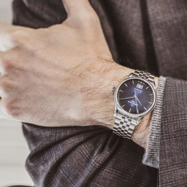 Мужские наручные часы CERTINA Urban DS-1 Big Date Powermatic 80 C029.426.11.041.00 - Фото № 6