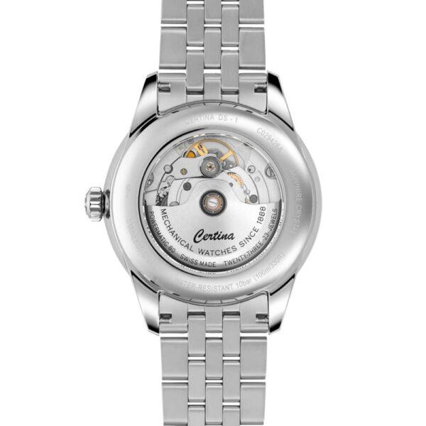 Мужские наручные часы CERTINA Urban DS-1 Big Date Powermatic 80 C029.426.11.041.00 - Фото № 7