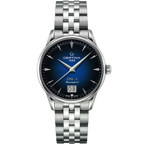 Мужские наручные часы CERTINA Urban DS-1 Big Date Powermatic 80 C029.426.11.041.00 - Фото № 4