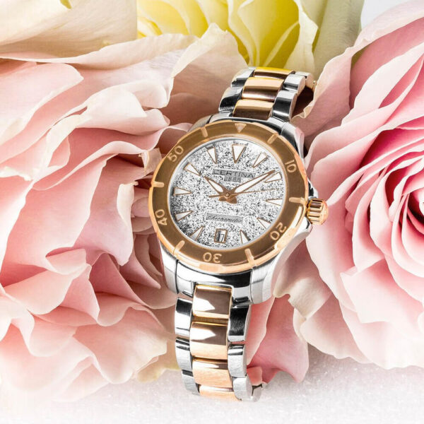 Женские наручные часы CERTINA Aqua DS Action Lady C032.951.22.031.00 - Фото № 8