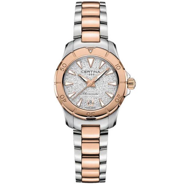 Женские наручные часы CERTINA Aqua DS Action Lady C032.951.22.031.00 - Фото № 5