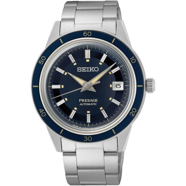 Мужские наручные часы SEIKO Presage Style 60s SRPG05J1