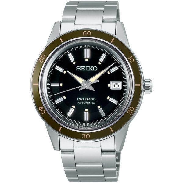 Мужские наручные часы SEIKO Presage Style 60s SRPG07J1