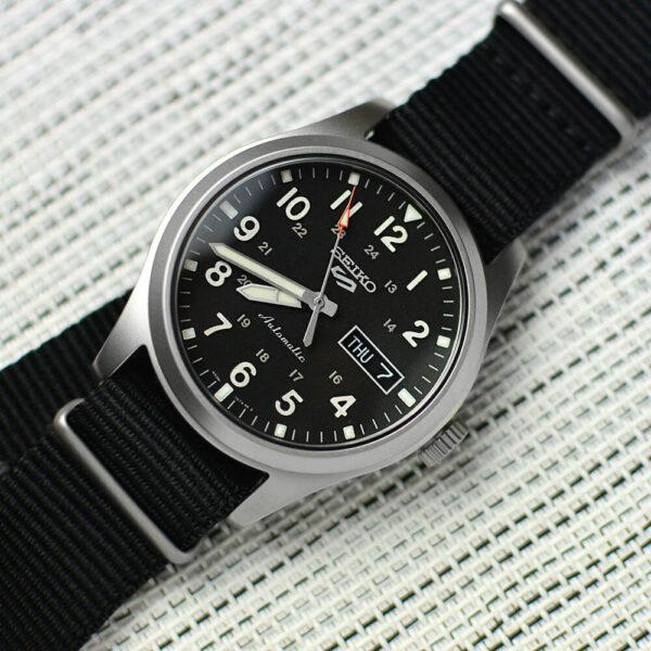 Мужские наручные часы SEIKO Seiko 5 SRPG37K1 - Фото № 6