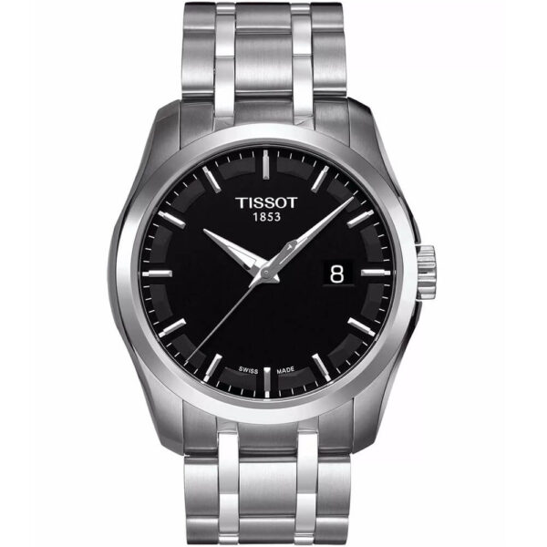 Мужские наручные часы TISSOT Couturier Quartz T035.410.11.051.00
