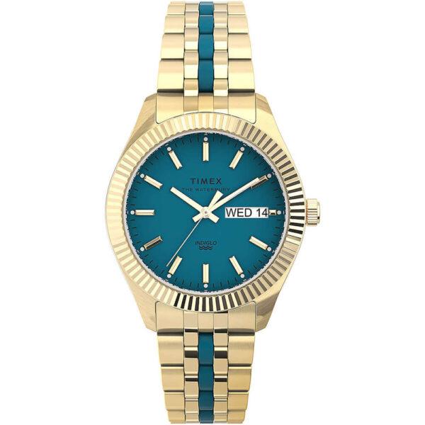 Женские наручные часы Timex WATERBURY Boyfriend Malibu Tx2u82600