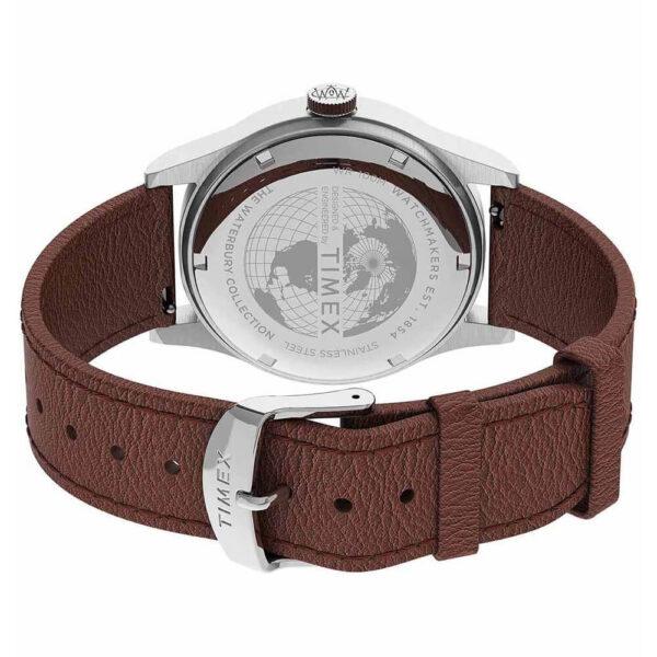 Мужские наручные часы Timex WATERBURY Traditional Day-Date Tx2u90400