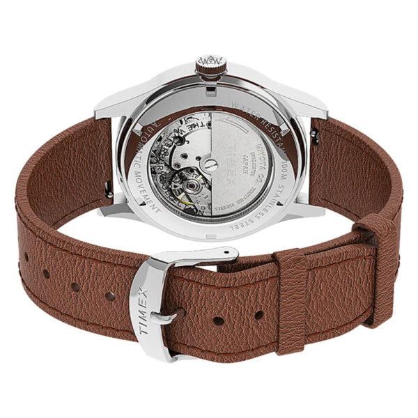 Мужские наручные часы Timex WATERBURY Traditional Automatic Tx2u91000