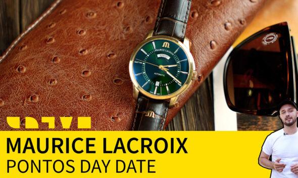 maurice lacroix pontos day-date PT6358-BRZ01-63E