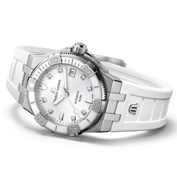 Женские наручные часы MAURICE LACROIX Aikon AI6057-SS00F-150-F - Фото № 7