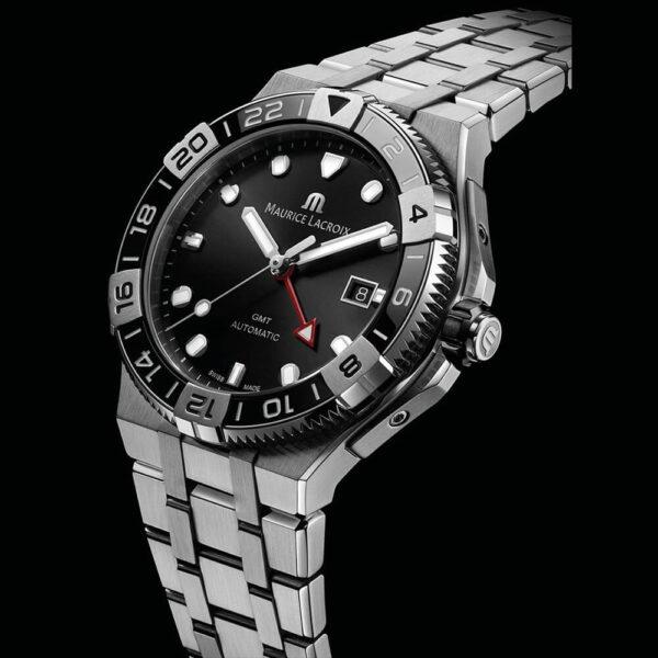 Мужские наручные часы MAURICE LACROIX Aikon AI6158-SS002-330-1 - Фото № 7