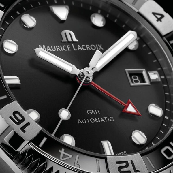 Мужские наручные часы MAURICE LACROIX Aikon AI6158-SS002-330-1 - Фото № 8