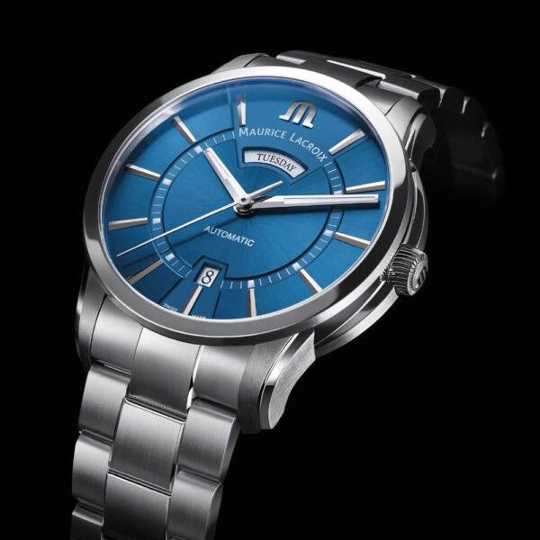 Мужские наручные часы MAURICE LACROIX Pontos PT6358-SS002-430-1