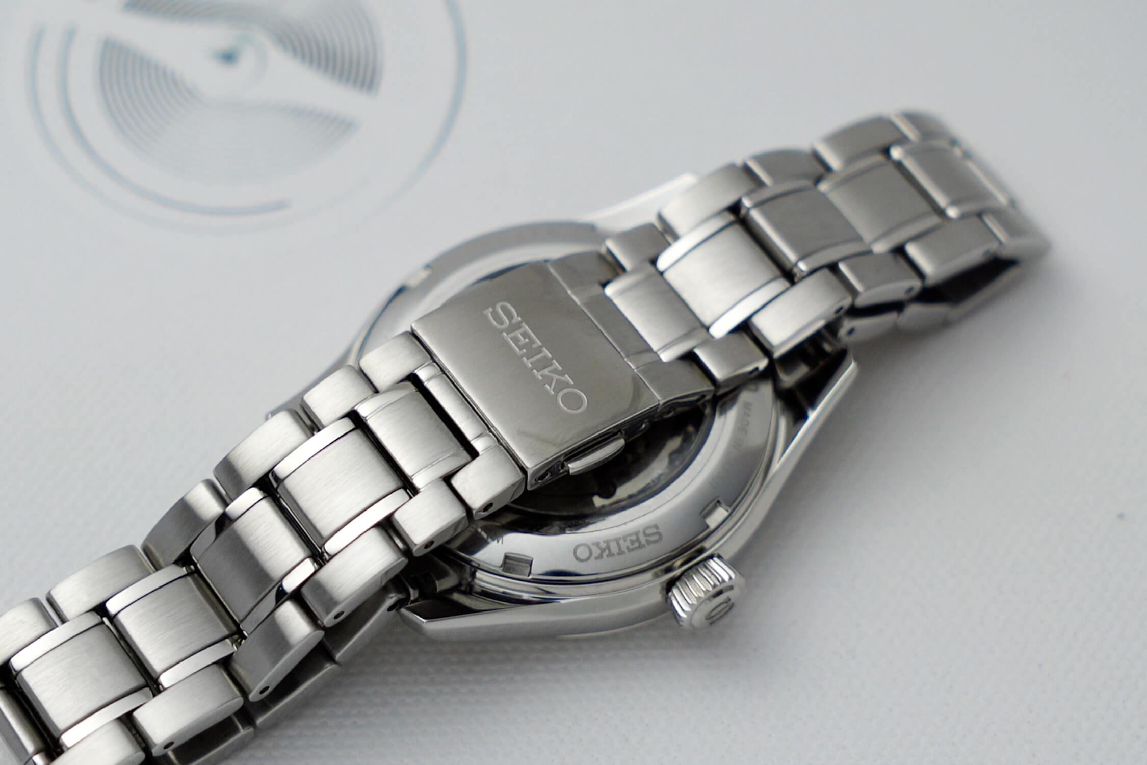 seiko presage enamel dial SPB091J1