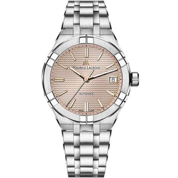 Мужские наручные часы MAURICE LACROIX Aikon Automatic AI6007-SS002-731-1