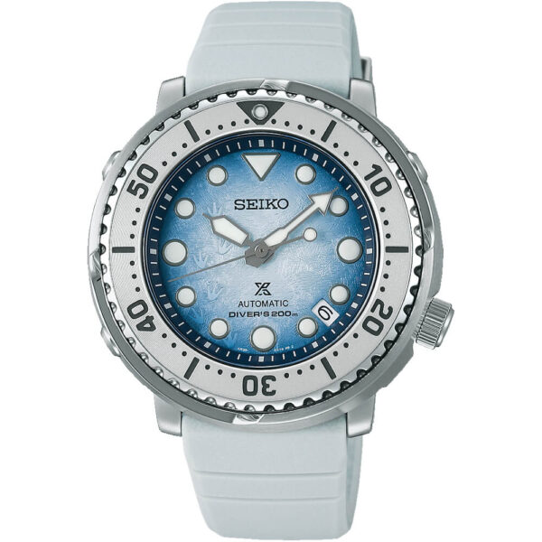Мужские наручные часы SEIKO Prospex Tuna Save the Ocean Antarctica SRPG59K1
