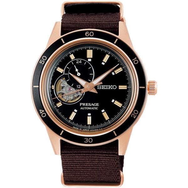 Мужские наручные часы SEIKO Presage Style 60s SSA426J1
