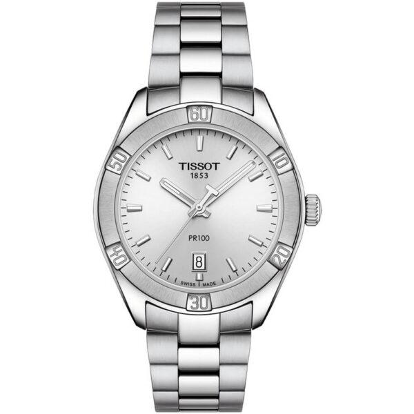 Женские наручные часы TISSOT PR 100 Sport Chic T101.910.11.031.00