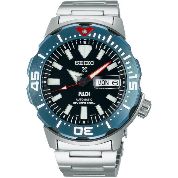 Мужские наручные часы SEIKO Prospex Monster PADI Edition SRPE27K1