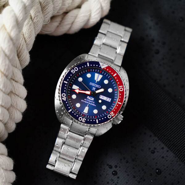 Мужские наручные часы SEIKO Prospex Turtle PADI Edition SRPE99K1 - Фото № 6