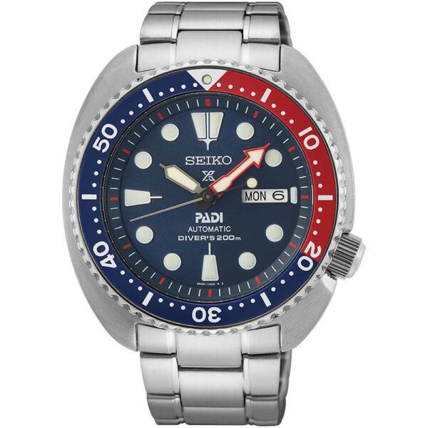Мужские наручные часы SEIKO Prospex Turtle PADI Edition SRPE99K1 - Фото № 4