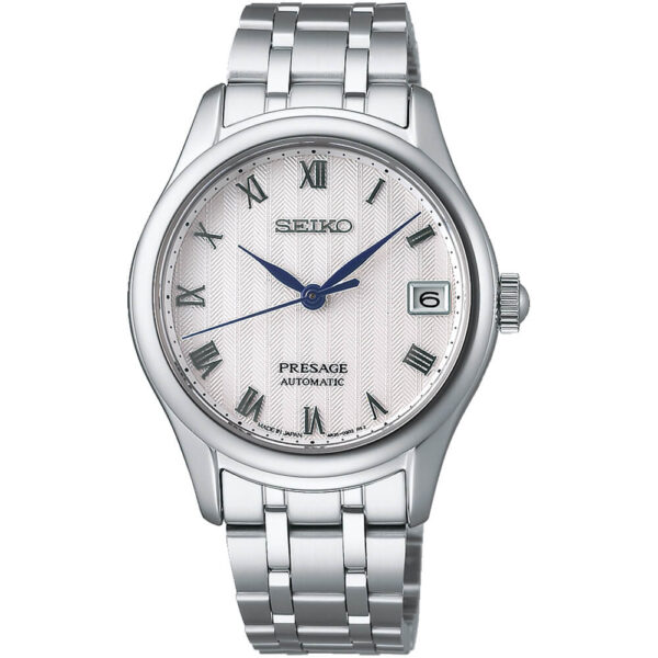 Женские наручные часы SEIKO Presage Japanese Garden SRPF49J1