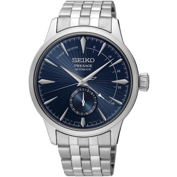 Мужские наручные часы SEIKO Presage Cocktail Time Blue Moon SSA347J1