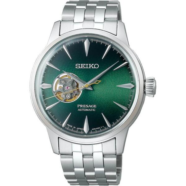 Мужские наручные часы SEIKO Presage Cocktail Time Grasshopper SSA441J1