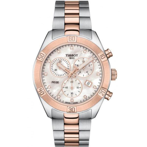 Женские наручные часы TISSOT PR 100 T101.917.22.116.00