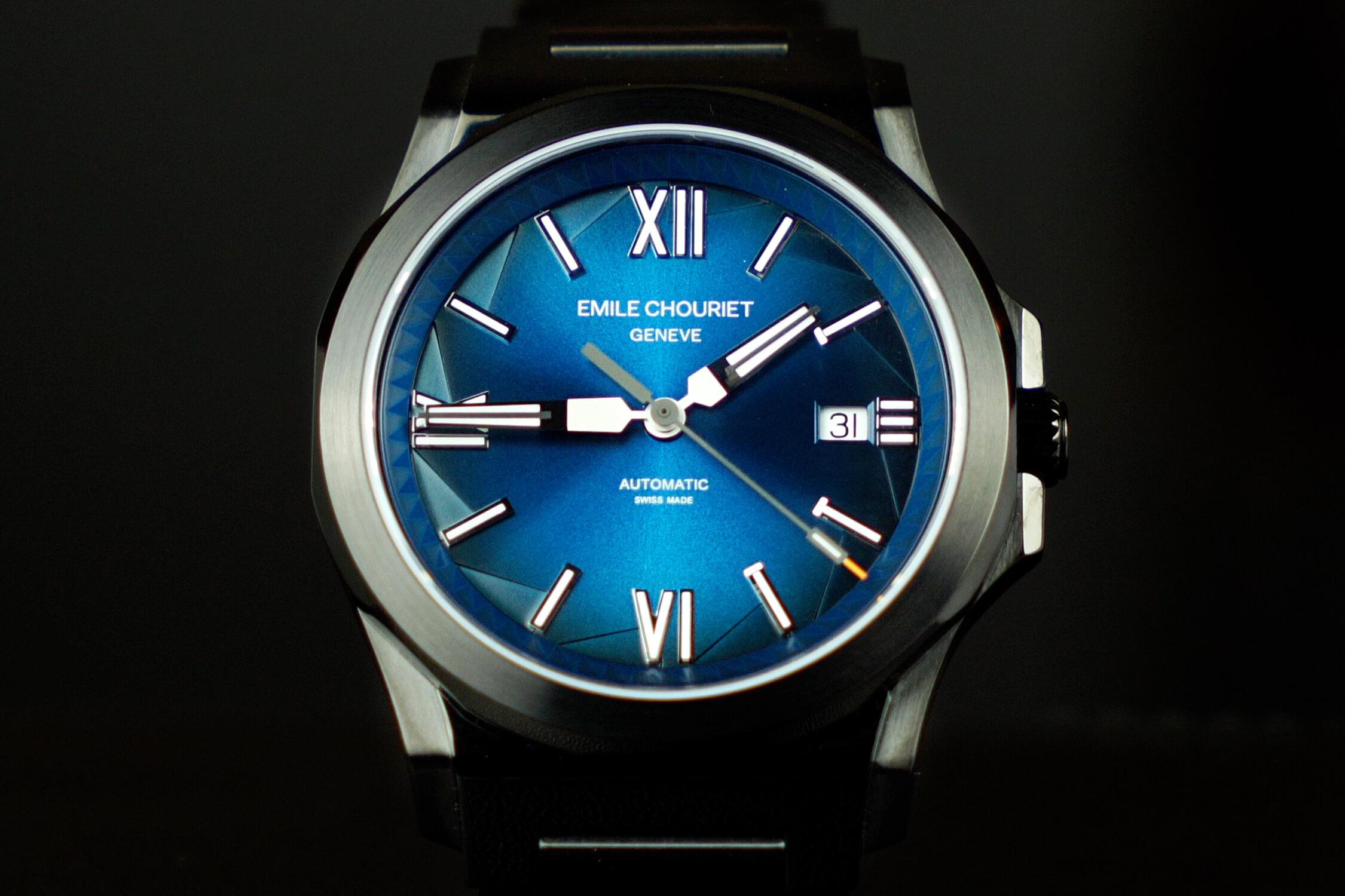 часы emile chouriet