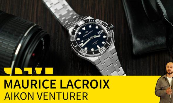 maurice lacroix aikon venturer AI6058-SS002-330-2