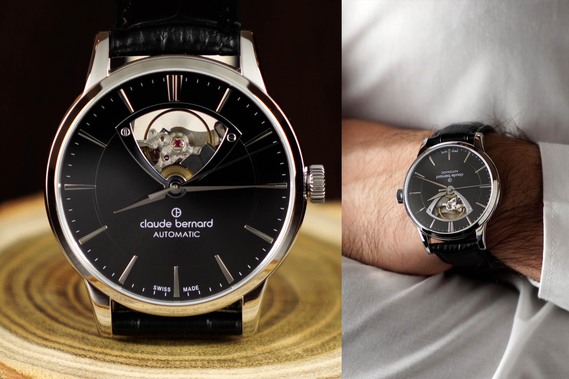 Claude Bernard Sophisticated Classics 85017 3 NIN3