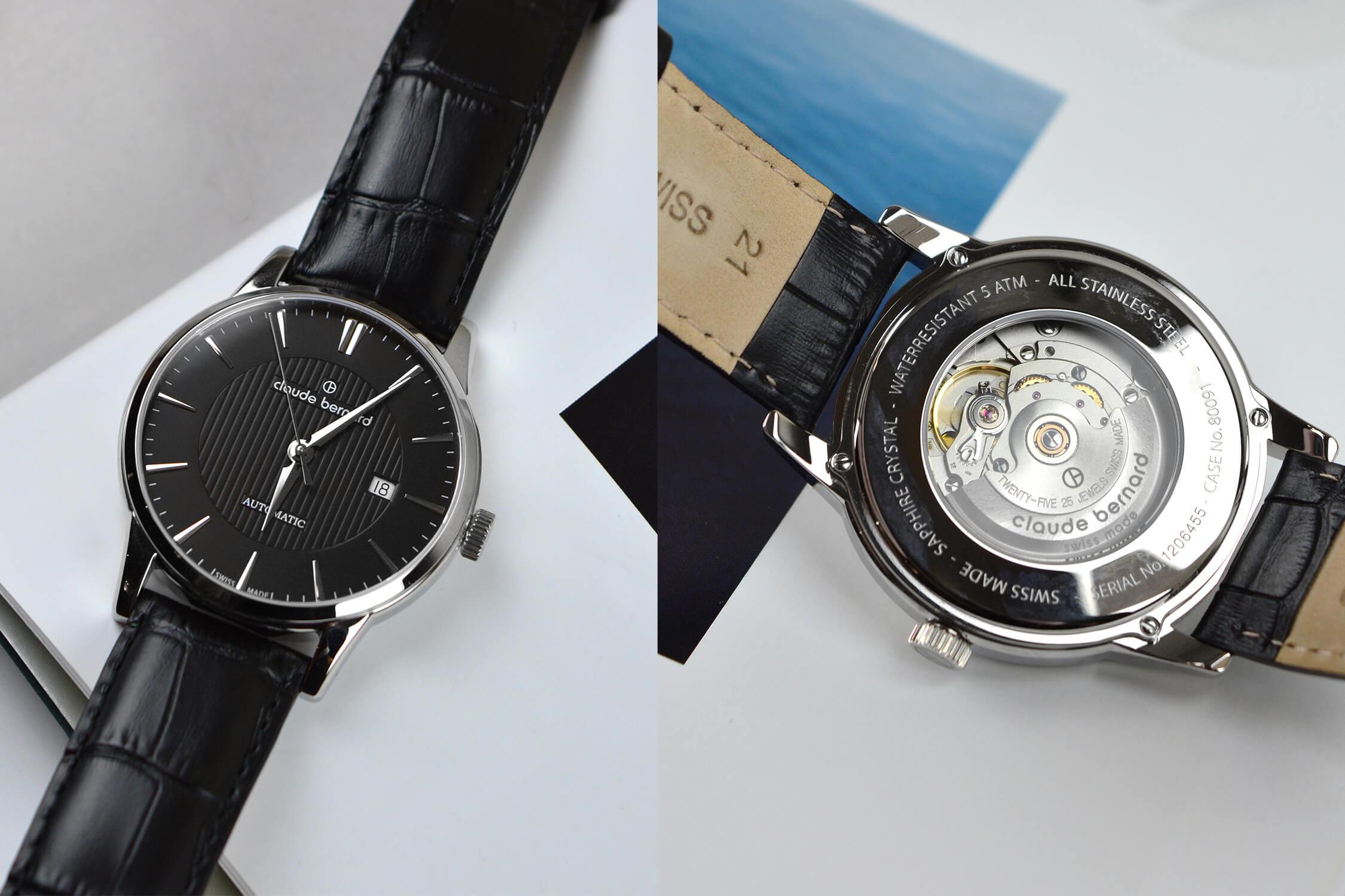 Claude Bernard Sophisticated Classics 80091 3 NIN