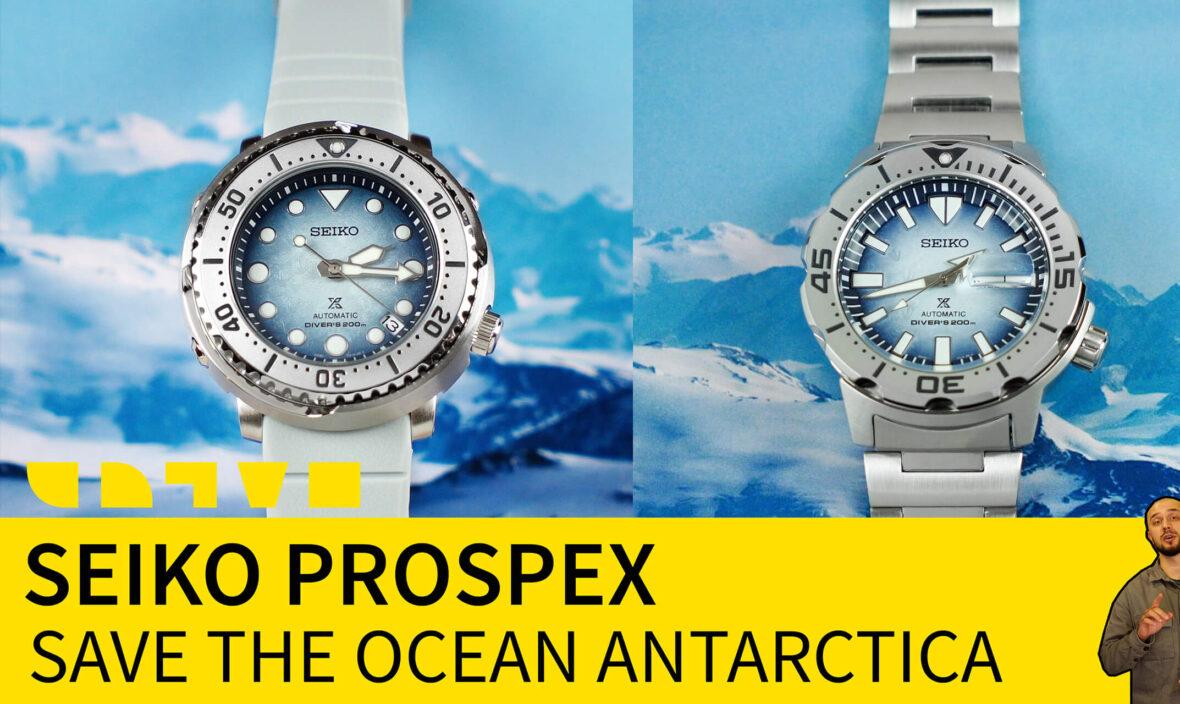 seiko prospex save the ocean_antarctica SRPG59K1 SRPG57K1