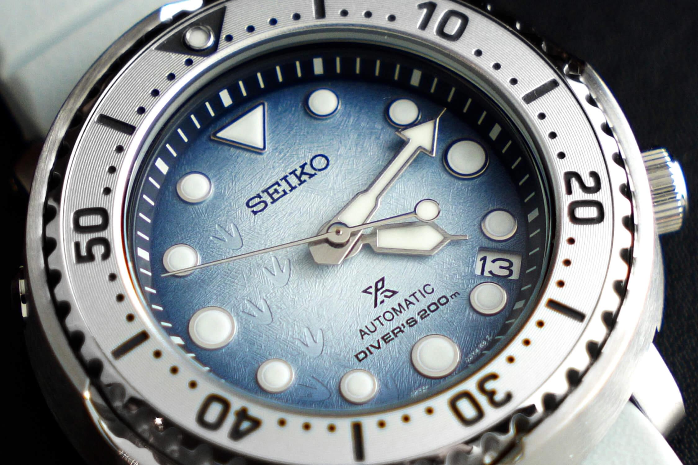 seiko prospex save the ocean_antarctica SRPG59K1